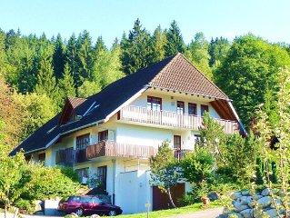 Schone Ferienwohnung mit Terrasse,Garage,Wlan in Hinterzarten ideal fur 2 Person
