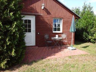 6 Ferienhäuser ideal für Familientreffen unweit vom Spreewald.