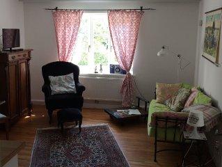 romantisches Apartment 'Himmelblau':  Erholung im historischen Mussldomahaus