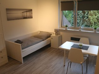 Small cozy apartment, quiet yet central location, good transport links