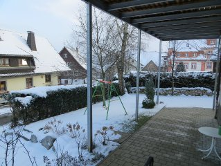Grosse Nichtraucherwohnung mit eigenem Eingang inmitten des Hochschwarzwaldes