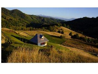 Faszinierendes Ferienhaus in den Bergen der Maramures