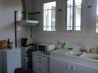 Chambres Meubles 2 pers. au bord de la Gironde dans la maison