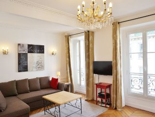 Appartement de charme Paris 9eme