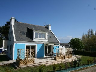 Renovated house, Belle Ile en Mer, 500m beach