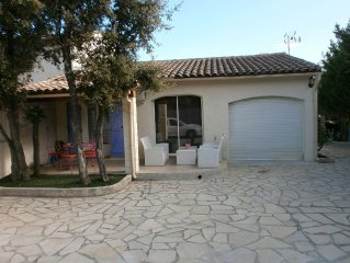 Villa à 15km des plages de Hyères les Palmiers