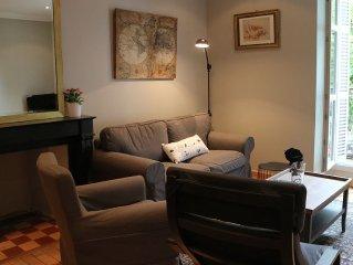 Bel appartement confortable de 74m2, 4 personnes, centre Dijon.