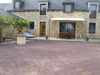 stone farmhouse capacity of 10 people