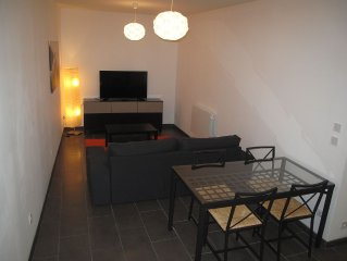 Appartement duplex centre ville