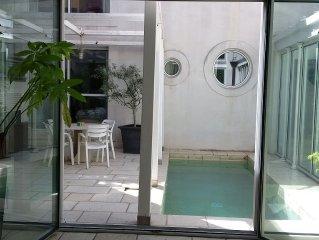 Très belle maison d'architecte 200 m² proche mer et toutes commodités