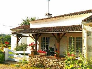 charmante maison a la campagne au calme