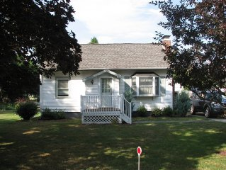 Perfect, Heart of Village, Private, Large Lot, 2- Blocks from almost everything