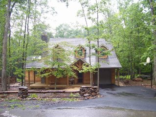 5 Bedroom Mountain House in Eagle Rock Resort (Eagle Rock Resort Owners Only)