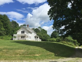 Beautiful Vermont Farmhouse
