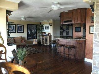 Ponce Inlet Ocean  Front-beach Property  3 Bedroom - 3 Bathroom Condominium