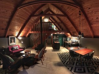 Fabulous 2 Bedroom/2 Bath A-frame Retreat - The Coolest Place On Whidbey Island!