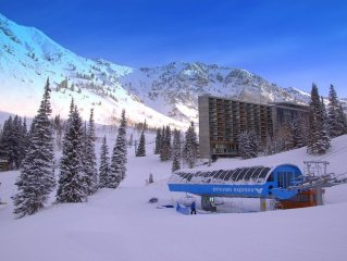 Snowbird Cliff Club  $4,500 for March 2-9, 2018