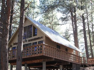 The Secluded Deer Trail Vacation Home
