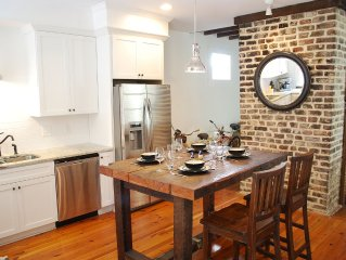 Beautifully restored Charleston single with charm and character!
