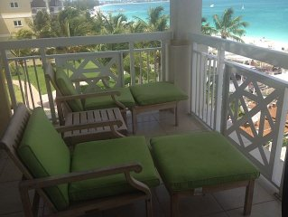 Beachfront, ocean view 1 bedroom - 50% off retail!
