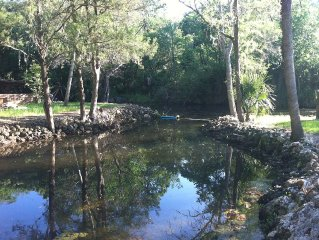 Come and Relax  in Old Homosassa Florida Get Away