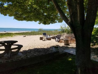 Reserve Your Lake Huron Beachfront Cottage For Summer & Fall 2020