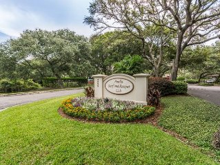 Amelia Island Surf and Racquet Club 2 bedroom Condo