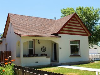 Enjoy Your Stay in Salida at this Family-Friendly Home Near Downtown!