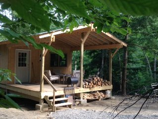 Cabin Creek Hide-Away (Letchworth) 100 Acre Forest Property!