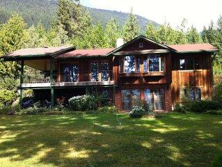 Sunny Shuswap Lake Front Retreat - Tappen/Sunnybrae, Beautiful BC