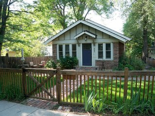 Charming Bungalow in Downtown Boulder