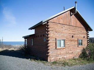 Beautiful 3 Bedroom Cabin Overlooking Cook Inlet