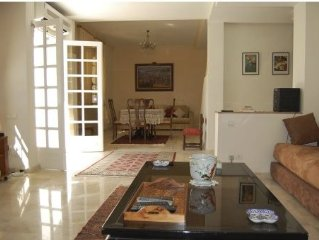 Villa in the Most Exclusive Residential Area of Casablanca