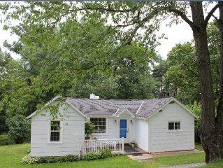 Cottage life: Raystown Lake , Allegrippis, Penn State, Juniata College, Birding