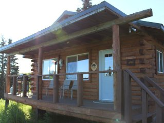 2 Bedroom Cabin with Inlet Views