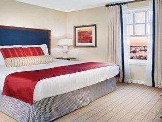 Wyndham Inn On Long Wharf Ocean View!