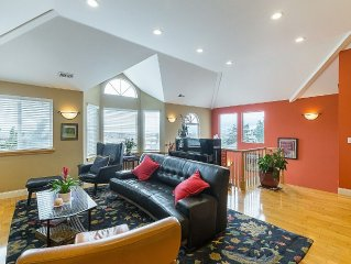 Great Home With Views Of S.F. Bay