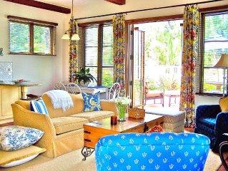 Summer Cottage Solana Beach / Del Mar. Walk To Beach, Racetrack, Restaurants