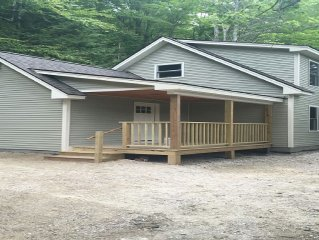 New Construction 4 season Killington VT Ski House on Lake Amherst  okemo