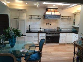 Vacation Rental 3 Bedroom 4 Bath Villa, Monte Sereno / Los Gatos, CA