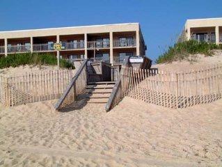 Oceanfront Condo - 3 bedrooms 3 full bathrooms sleeps up to 6 adults 2 children