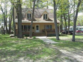 Cottage In Northern Michigan - Lake Huron Shore