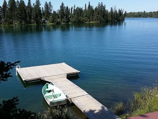 Sheridan Lake Waterfront Cottage 3 Bedroom With Newer Dock On Gorgeous Bay