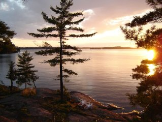Spectacular Lake Joseph