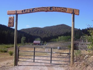 Nature And Relaxation At Last Chance Ranch