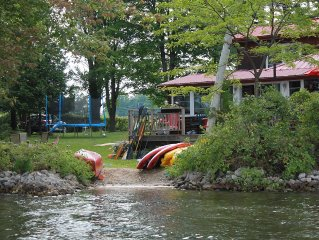 Big Rideau Lake Experience