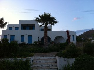 A paradise house in Naxos