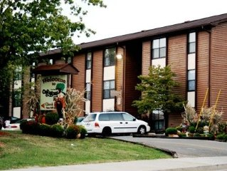 2br Condo Re-modeled Great Smokey Mountains Dollywood Old Mill 4th of July