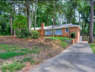 Just Reduced! 4 br 2 bath North Augusta home 7 miles from the Augusta Nationals