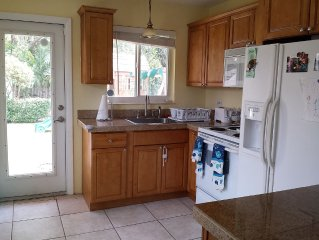 Private Home In Key Largo With Access To Homeowners Park, Beach And Boat Ramp